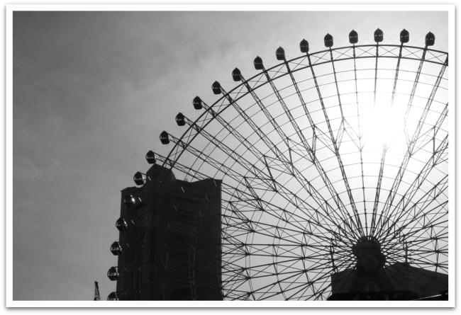 Yokohaman maailmanpyörä