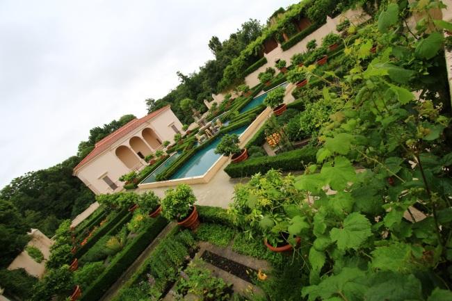 Italialainen puutarha