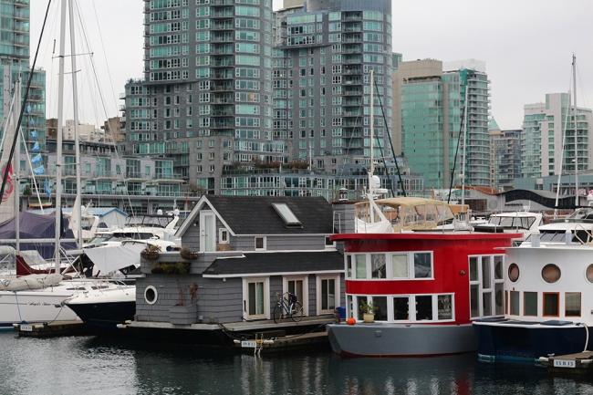 Vancouver -yksi maailman parhaimmista kaupungeista